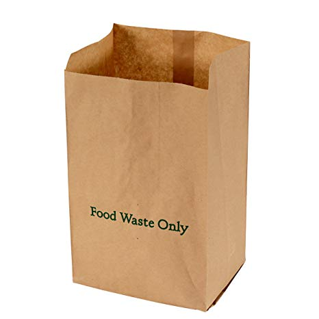 compostable bolsa papel