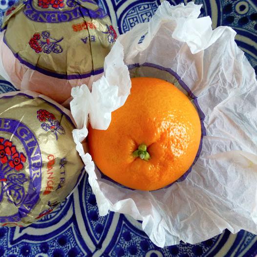 papel-satinado-naranjas