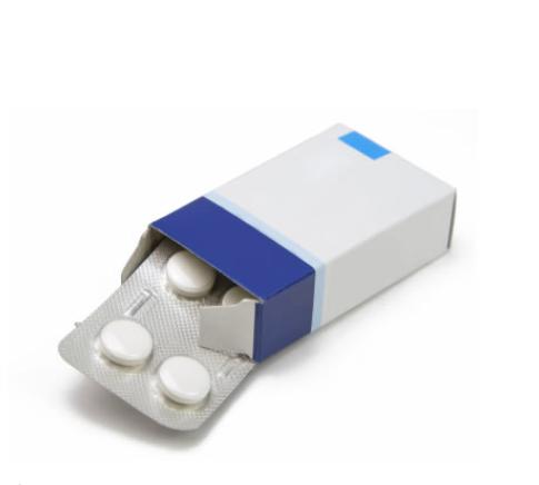 Caja carton cosmetica y medicamentos